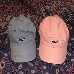 2 vineyard vines hats for price of 1
